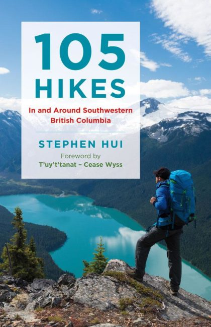 Book Review: 105 Hikes In and Around Southwestern British Columbia