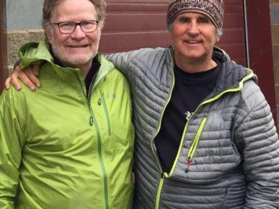 David Stevenson, Chugach State Park and Anchorage
