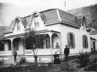 What's in a Name? The origins of Cerise Creek, Mount Caspar and Other Geographical Features in the Lillooet Area