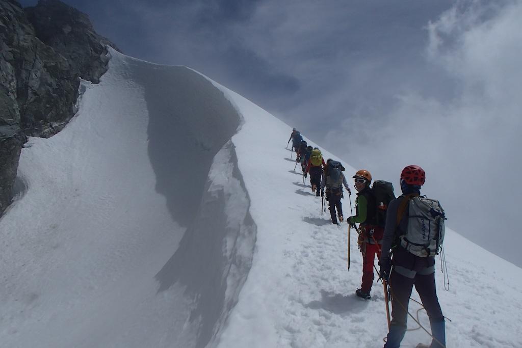 ACC/Marmot Women's Climbing Camp – 2019 Jim Haberl Hut, Tantalus Range