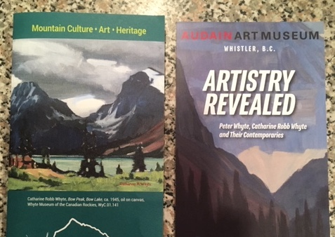 Mountains and the Arts: Banff and Whistler